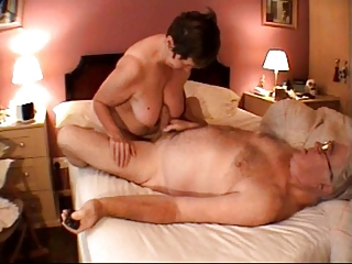 Dirty director anal threesome